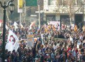 Estudiantes de universidades privadas convocan a marcha para mañana