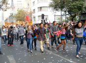 Primera marcha Confech logra masiva convocatoria con más de 150 mil asistentes