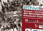 Archivo FECh: rescate de la historia estudiantil