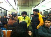Subirse al Metro y no morir en el intento