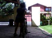 Irse en bicicleta a la universidad