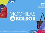Promoción Mochilas y Bolsos Copec 2014