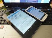 Trabajadores chilenos prefieren los smartphones en vez de computadores según estudio