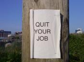 3 cosas que podrías no saber sobre renunciar a un trabajo