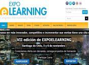 Participa en el Congreso Internacional y Feria Profesional, Expolearning 2014