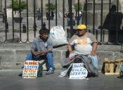 Tasa de desempleo llegó a 6,7% en trimestre junio-agosto 2014