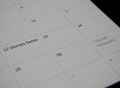¿Cómo sobrevivir a un mes sin feriados?