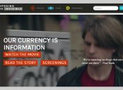"¡Te recomiendo! ""Our currency is information"""