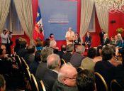Presidenta Bachelet presenta proyecto de Reforma Laboral