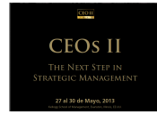 CEOs II: The Next Step in Strategic Management