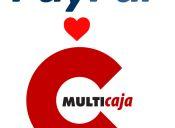 Paypal firma alianza con Multicaja