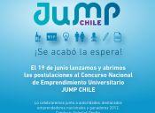 Concurso Nacional de Emprendimiento Universitario JUMP CHILE 2013