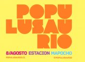 """""""Populusaurio"""": la cumbre de la sociedad civil organizada"""