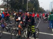 "Trabajadores a pedalear: ""Active Bike to Work"" llega a Chile"