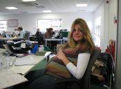 Mujeres emprendedoras: Cómo manejar un negocio y un embarazo