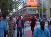 Desempleo en el Gran Santiago disminuye y llega al 5,9%