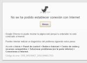 Los pasos a seguir cuando se cae internet