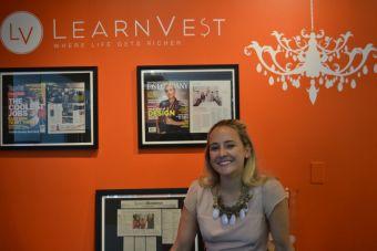 Dejar la Escuela de Negocios Harvard puede haber sido la mejor decisión de esta joven emprendedora
