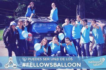 Balloon Chile abre convocatoria a jóvenes que busquen convertirse en líderes sociales
