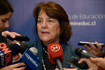 Ministra Delpiano confirma que 80 mil alumnos antiguos podrán estudiar con gratuidad