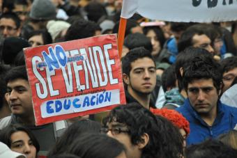 Encuesta Cadem: 73% cree que la gratuidad debiera incluir a las universidades privadas