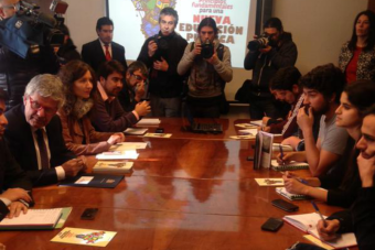 Mineduc decide no dar detalles sobre reforma a la educación superior en reunión con la Confech