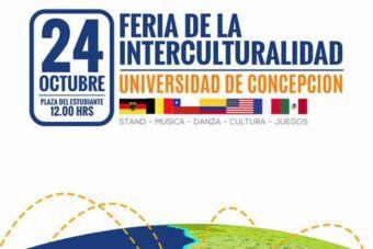 Participa en la Feria de la Interculturalidad para chilenos y extranjeros