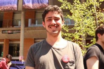 Lista de izquierda Crecer gana elecciones de la FEUC 2016