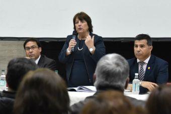 Delpiano asegura que demandas de los estudiantes están consideradas en la reforma