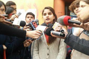 Estudiantes rechazan mesa de diálogo con el Ministerio de Educación