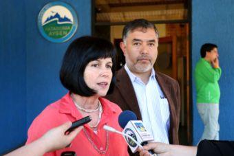 Rectora entrega detalles sobre la implementación de la U. de Aysén