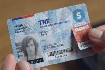 Junaeb extiende el plazo para revalidar la TNE