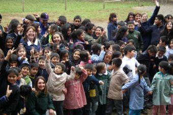 Participa en el seminario sobre  educación rural en La Araucanía