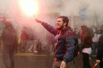 Confech advierte con radicalizar protestas si Gobierno no responde a demandas el 21 de mayo