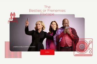 Flixtape, la nueva función de Netflix para crear listas de películas