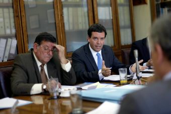 Senador Harboe propone que se incorpore un CFT estatal para la Región de Ñuble