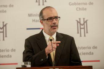 Ministro de Hacienda cerró la puerta a una posible condonación de deudas del CAE