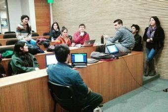 Participa en el encuentro de la agrupación