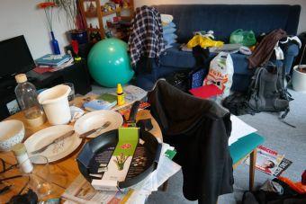 20 señales que indican que no sabes como vivir solo