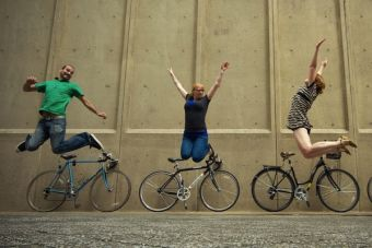 Cambiar la micro por la bicicleta