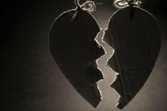 Comprobado: Te romperán el corazón al menos dos veces en la vida