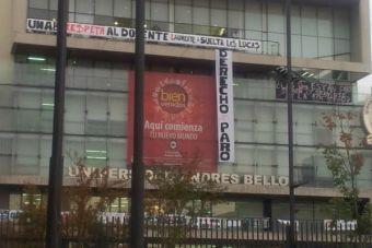 Mineduc preocupado por la situación que afecta a los alumnos de la U. Andrés Bello