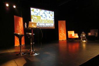 Este martes se realizó el seminario Super School Movil Social Marketing