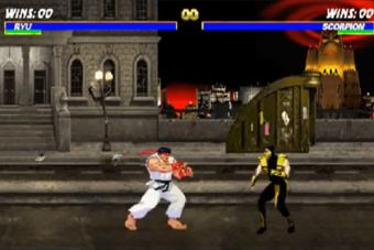 #ViejazoUniversitario: Street Fighter vs. Mortal Kombat