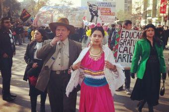 Miles de estudiantes marcharon hoy por una Educación Pública