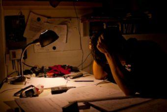 10 cosas desastrosas que nos podrían ocurrir en una noche de estudio