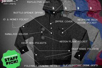 La chaqueta ideal para chupar que todo universitario debiera tener