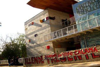 Conoce el campus de tu universidad: Campus Juan Gómez Millas