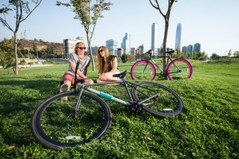 Yerka: comienza la preventa de la bicicleta anti robos