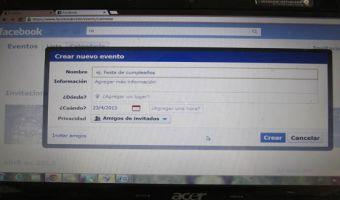Cómo hacer que no funen las salidas organizadas en facebook
